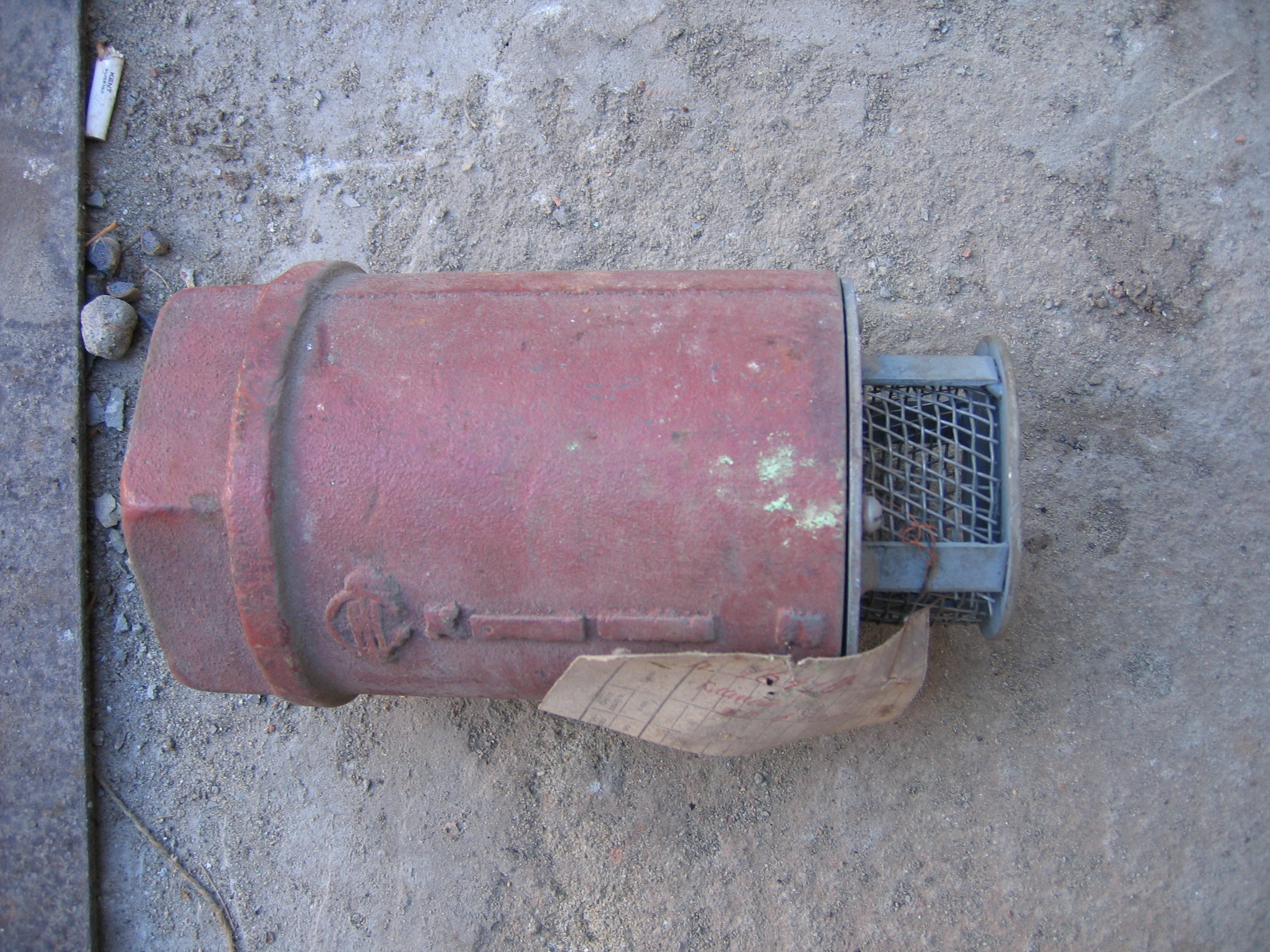 Клапан КП-100