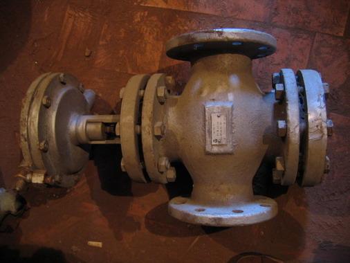 Клапан РК Ду-80