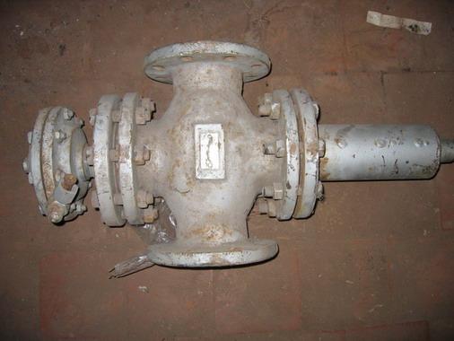 Клапан РК-1 Ду-80 Ру-16