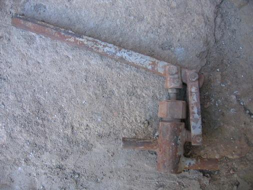 Клапан рычажный под приварку Ду-10