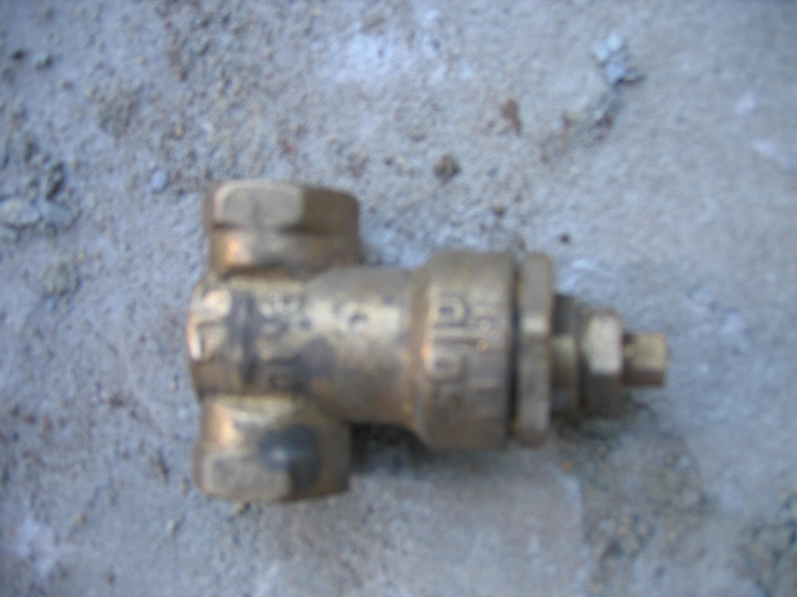 Кран 11б6бк удлиненный Ду-15