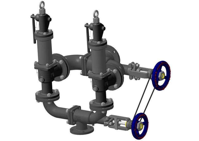 Переключающее устройство ПУ 80-16-01